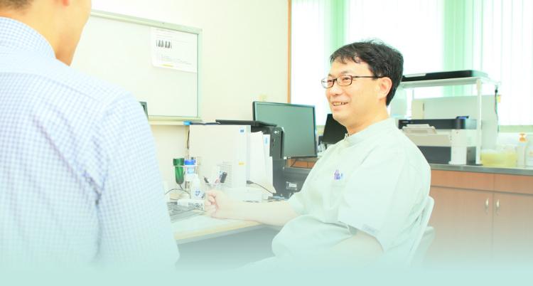 外来の消化器外科・整形外科の専門医が診療を担当